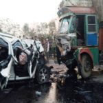 Lokendra Singh BJP Road Accident