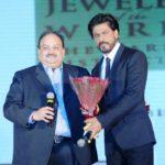 Mehul Choksi With Shah Rukh Khan