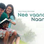 Nee vaanam Naan mazhai song poster