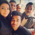 Neha Solanki Family