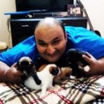 Nirmal Soni Puppy Lover