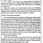 Pamphlet Spreaded By Bhagat Singh and Batukeshwar Dutt