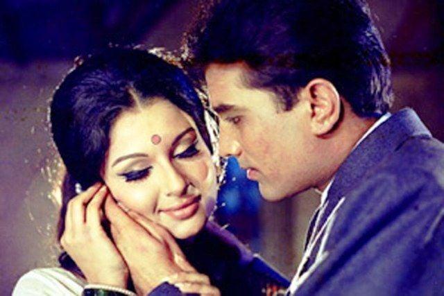 Rajesh Khanna Chemistry With Co-Actors