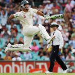 Ricky Ponting Celebrates His 100thTest Series In Sydney Cricket Ground
