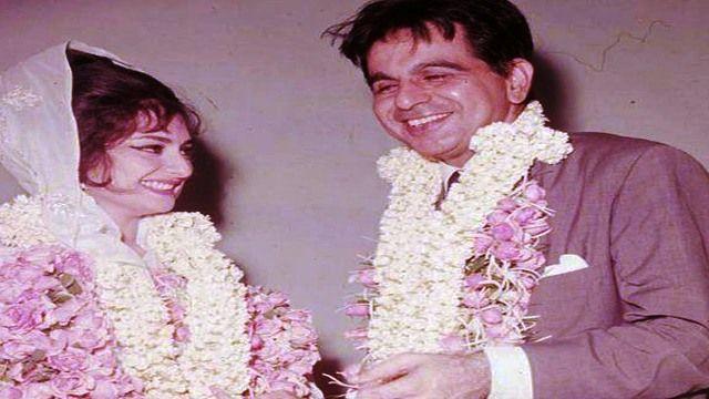 Saira Banu and Dilip Kumar Marriage