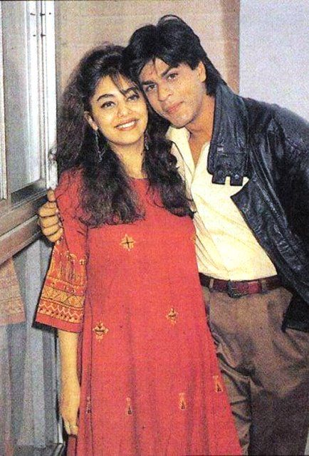 Shah Rukh Khan and Gauri Love Affair