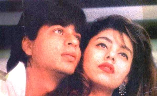 Shah Rukh Khan and Gauri Love