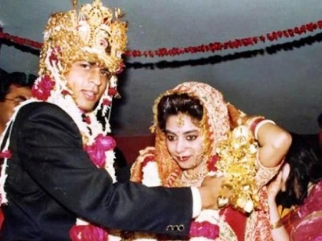 Shah Rukh Khan and Gauri Marriage