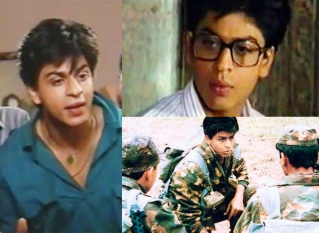 Shah Rukh Khan as a Television Actor