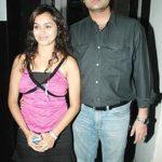 Shital Thakkar with her husband