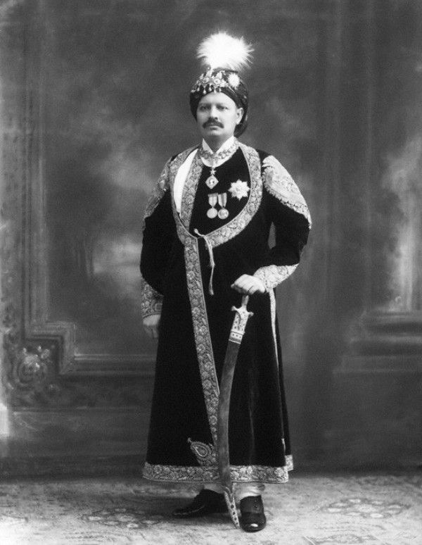 Sir Bhavani Singh Bahadur Maharaja of Datia