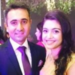 Sonal Mehrotra With Her Husband Ankit Kapoor
