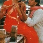 Sridevi And Mithun Chakraborty