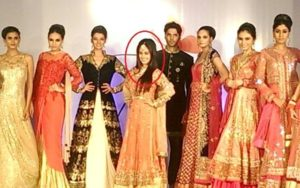 Srishty Rode ramp walk