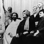 Swami Vivekananda With The East Indian Group at Parliament of Religions (September 1893)