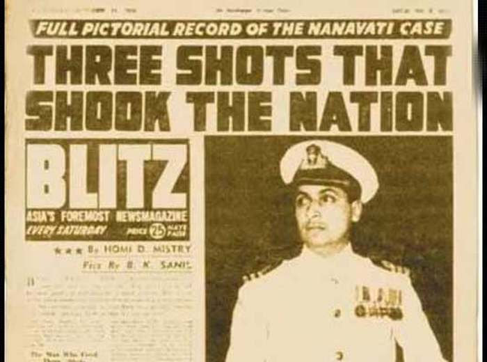 The Tabloid Which Covered The Nanavati Case
