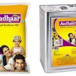 Vaishnavvi Shukla in Aadhar Oil ad