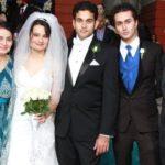 Vibhav Roy Family