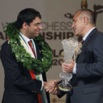 Viswanathan Anand In FIDE World Chess Championship Held At Tehran
