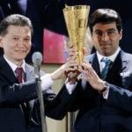 Viswanathan Anand Winner of Reunified World Chess Championship