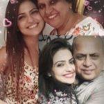 Vividha Kirti Parents