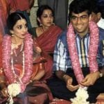 Viswanathan Anand With His Wife Aruna