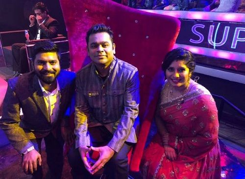 Super Singer 6 Hosts