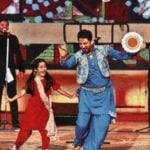 Aakriti Sharma with Gurdas Maan
