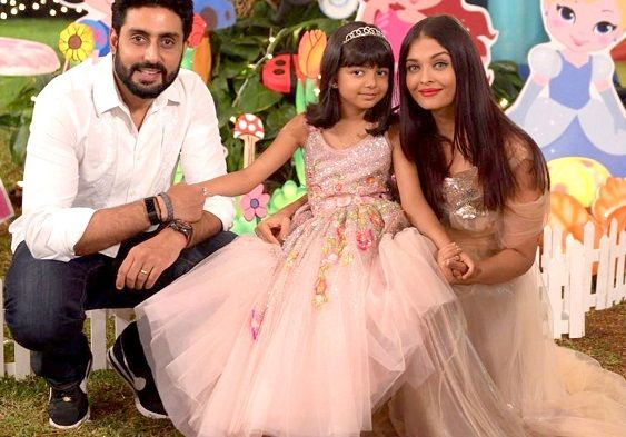 Aaradhya Bachchan sixth birthday party