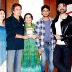 Aarya Babbar Family
