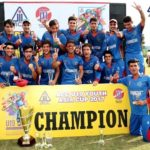 Afghanistan Under-19 won the 2017 ACC Under-19 Youth Asia Cup tournament