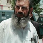 Ahmed Omar Saeed Sheikh Father