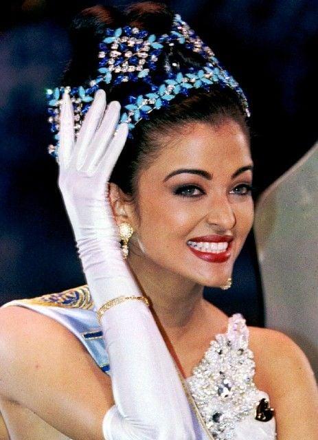 Aishwarya Rai Miss India World