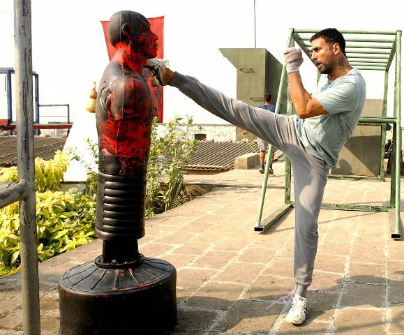 Akshay Kumar Fitness Freak
