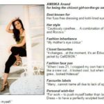 Ambika Anand On The Best Dressed List