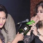 Ameeta Nangia Drinking
