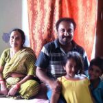 Anand Kumar With His Mother