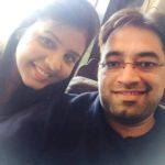 Ankit Sharma's Brother Ankur Sharma With His Wife Ritu Sharma