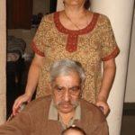 Ashlesha Savant's Parents