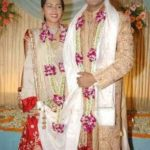 Avni Zaveri Marriage Picture