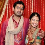 Ayesha Faridi And Nakul Vengsarkar Wedding Ceremony Pic