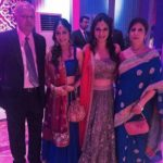 Ayesha Faridi With Her Family