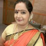 Bhakti Chauhan's mother