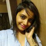 Bhakti Chauhan's tattoo on her left wrist