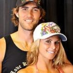Brent Staker and Candice Warner