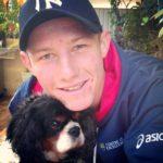 Cameron Bancroft loves dogs