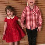 Clare Ratcliffe children