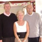 Clare Ratcliffe parents and brother