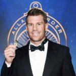David Warner - Allan Border Medal