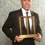 David Warner - Sir Donald Bradman Award Young Cricketer of the Year 2012